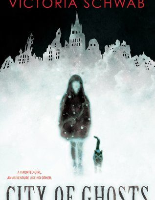 What happened in City of Ghosts (Cassidy Blake #1)