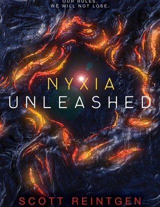 What happened in Nyxia Unleashed? (Nyxia #2)