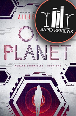 review of off planet by Aileen Erin