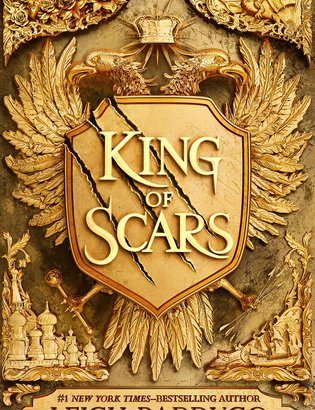 What happened in King of Scars (King of Scars Duology #1)