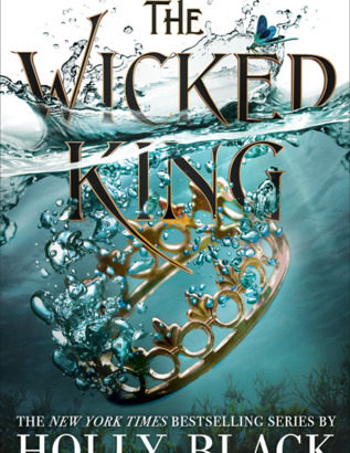 What happened in The Wicked King (The Folk of the Air #2)
