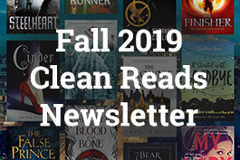Clean Reads Newsletter - Fall 2019