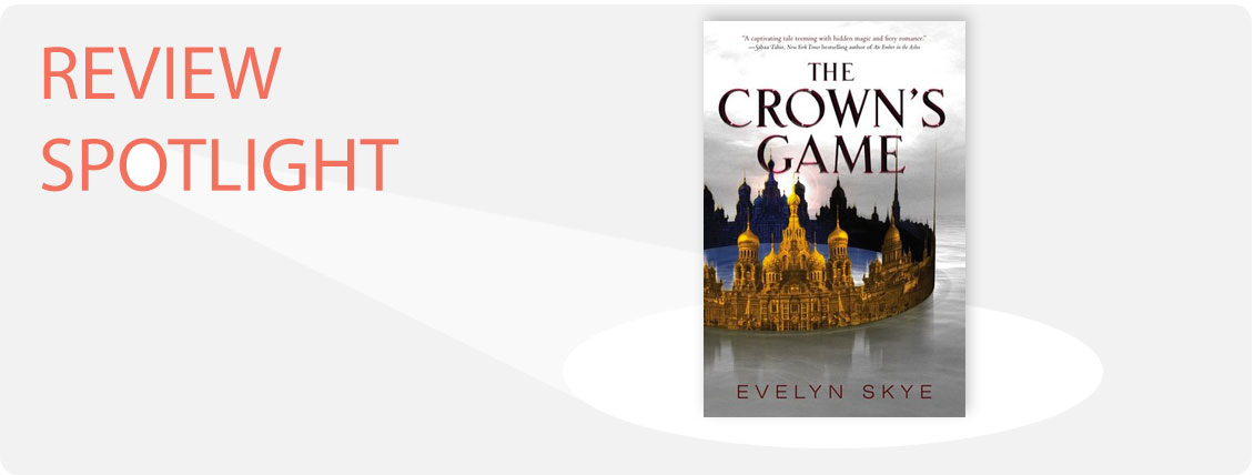 review spotlight the crown's game