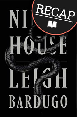 What happened in Ninth House? (Alex Stern #1)