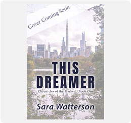 this dreamer by Sara Watterson