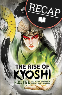 What happened in The Rise of Kyoshi? (The Kyoshi Novels #1)