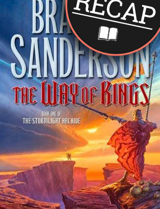 What happened in The Way of Kings? (The Stormlight Archive #1)