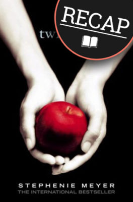 what happened in twilight by stephenie meyer
