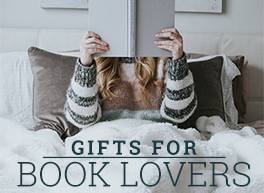 Gifts for book lovers - gift ideas for people who like to read