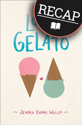 What happened in Love and Gelato
