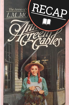 what happened in anne of green gables